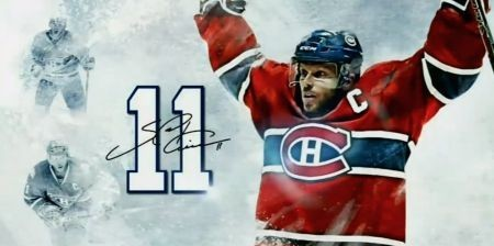 Koivu receieves tremendous honor before Montreal Canadiens game