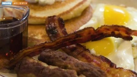 Best New Year's Day breakfast places in Boston