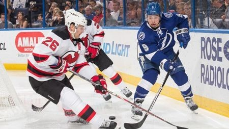Kinkaid to start against Lightning tonight as Devils look to halt losing streak