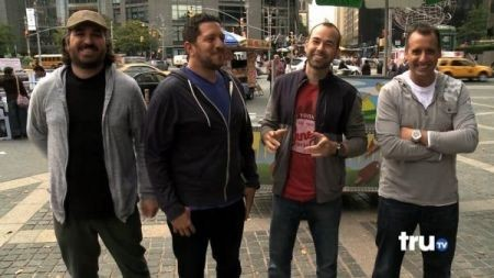 TruTV's Impractical Jokers headed to Denver's Paramount Theatre