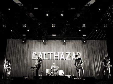 Balthazar announces 2015 tour dates in Europe