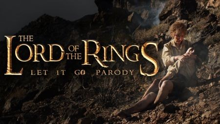 The Hillywood Show puts out best video yet with LOTR 'Let It Go' parody