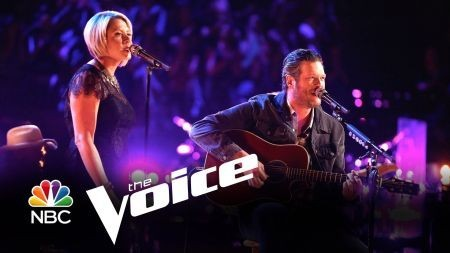 Gwen Sebastian reacts to 'The Voice's' award nominations