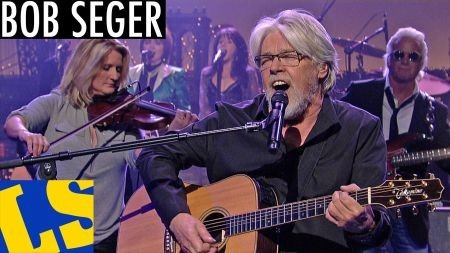 Rocker Bob Seger finally announces Detroit show for 2015