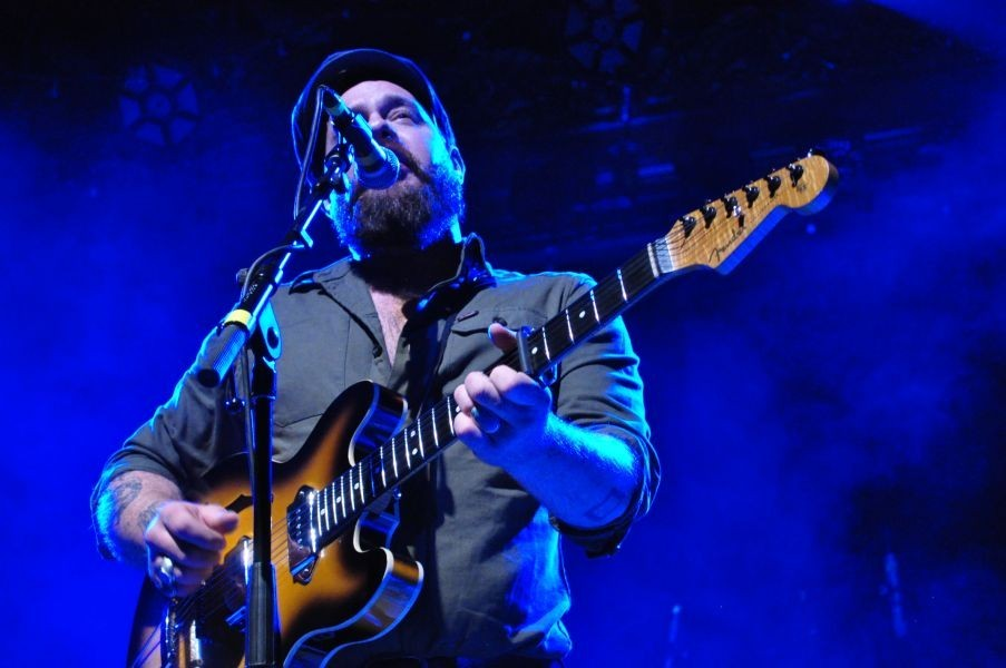 Nathaniel Rateliff Holiday Show at the Ogden Theatre 12/19/14 review