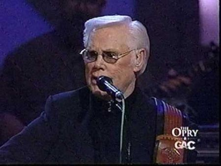 George Jones leaves a legendary mark with his music