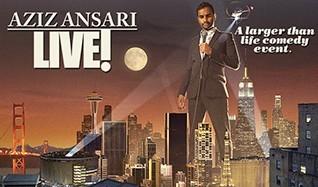 Aziz Ansari tickets at Sleep Train Arena in Sacramento