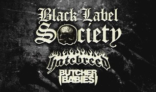 Black Label Society tickets at Arvest Bank Theatre at The Midland in Kansas City