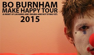Bo Burnham tickets at The Warfield in San Francisco