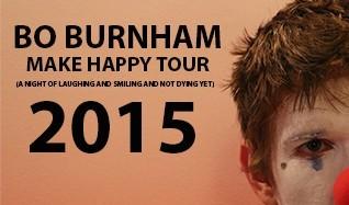 Bo Burnham tickets at Royal Oak Music Theatre in Royal Oak