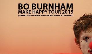 Bo Burnham tickets at The Plaza 'Live' Theatre in Orlando