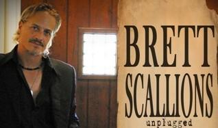 Brett Scallions Unplugged tickets at Keswick Theatre in Glenside