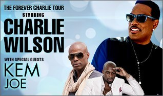 Charlie Wilson tickets at Prudential Center in Newark