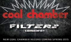 Coal Chamber tickets at Starland Ballroom in Sayreville