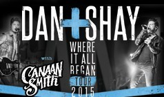 Dan + Shay tickets at Starland Ballroom in Sayreville