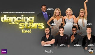 Dancing with the Stars tickets at Nokia Theatre L.A. LIVE in Los Angeles