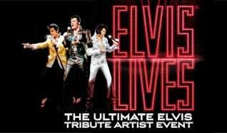 Elvis Lives tickets at Arvest Bank Theatre at The Midland in Kansas City