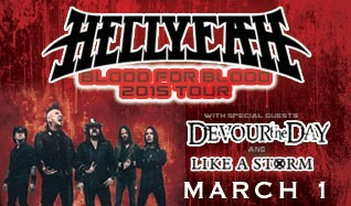 HELLYEAH tickets at Starland Ballroom in Sayreville