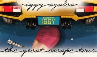 Iggy Azalea tickets at Frank Erwin Center in Austin