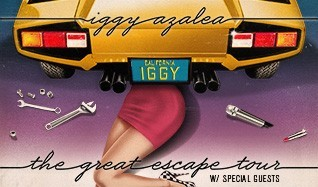 Iggy Azalea tickets at AmericanAirlines Arena in Miami