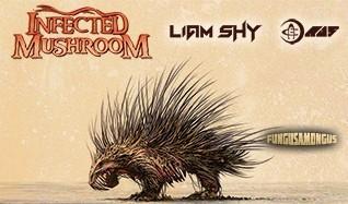 Infected Mushroom tickets at The Regency Ballroom in San Francisco