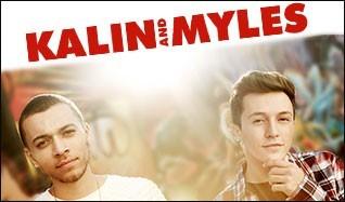 Kalin & Myles tickets at Crystal Ballroom in Portland
