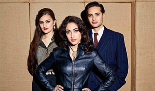 Kitty, Daisy & Lewis tickets at El Rey Theatre in Los Angeles