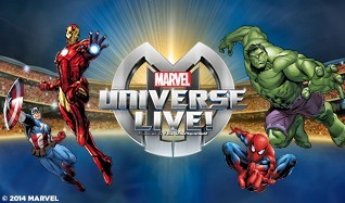 Marvel Universe Live! tickets at Valley View Casino Center in San Diego
