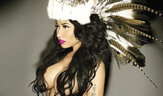 Nicki Minaj tickets at Ericsson Globe in Stockholm