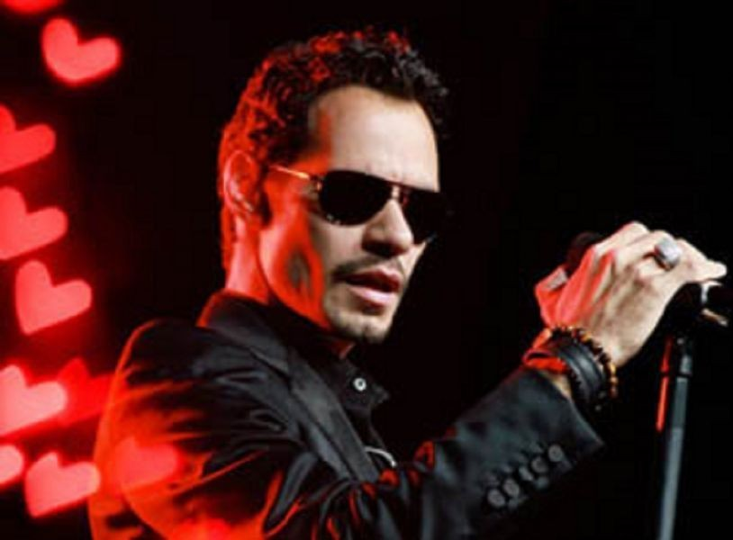 Marc Anthony Tour Dates