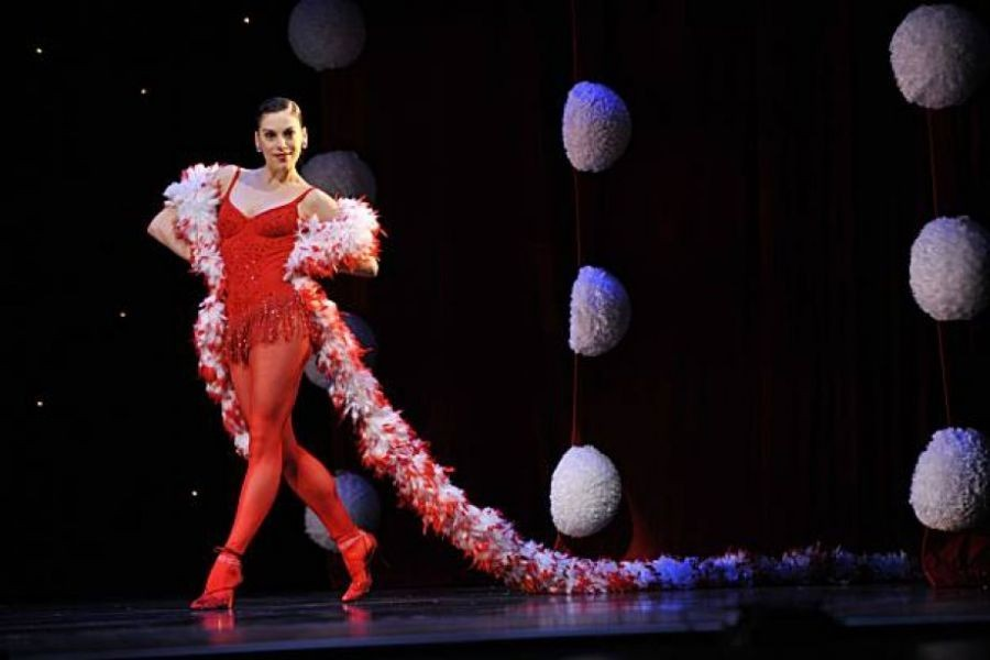 Smuin Ballet: a totally different Christmas