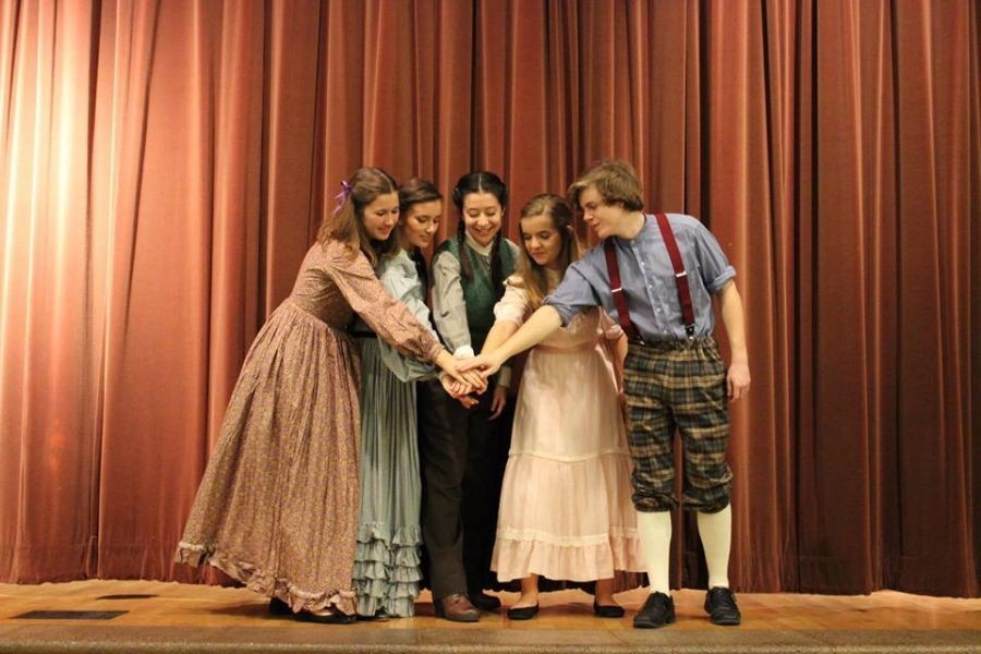Little Women the musical opens this Friday, December 19th in Laguna Hills