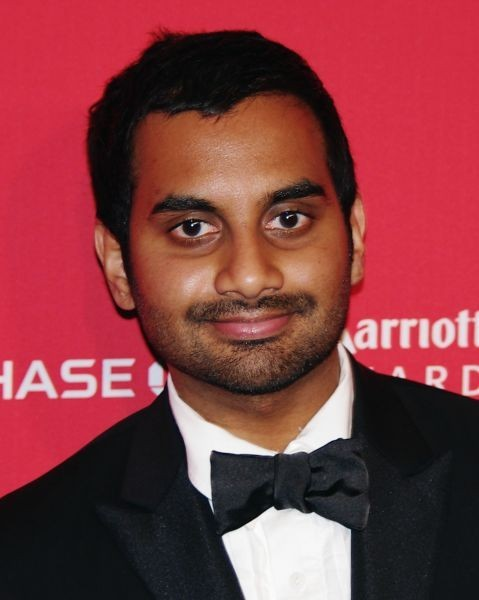 Aziz Ansari's rocketing standup career