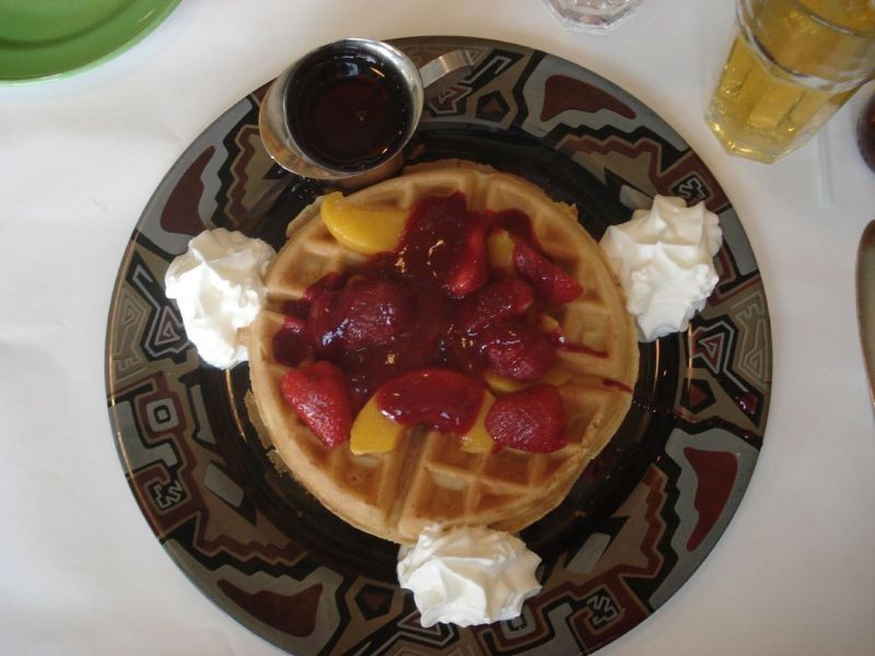 Waffles after fireworks: Where to enjoy breakfast on New Year's Day in Orlando
