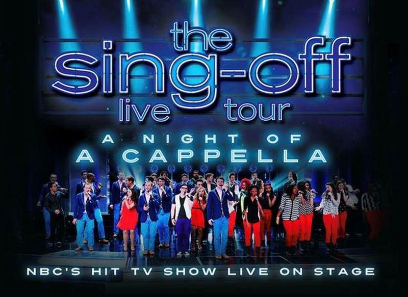 PlayhouseSquare presents the 2015 Sing-Off Live Tour