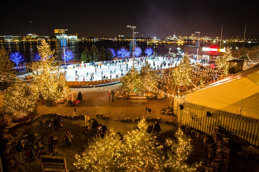 Best of Philly's Ice Skating Rinks 2014