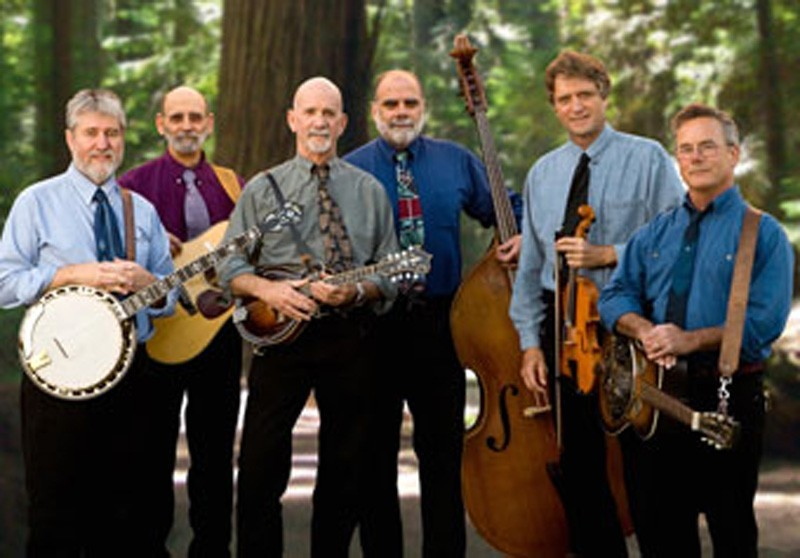 Far from blue, Bluegrass New Year's at The Freight & Salvage