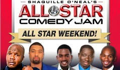 Shaquille O'Neal's All Star Comedy Jam tickets at Beacon Theatre in New York City
