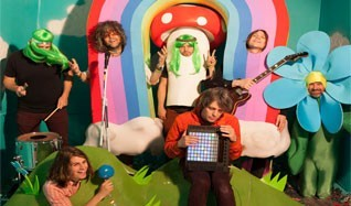 The Flaming Lips tickets at Red Rocks Amphitheatre, Morrison