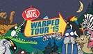 Vans Warped Tour tickets at Pepsi Center in Denver