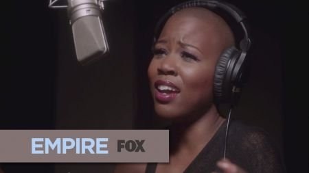 'Empire' actress and singer V. Bozeman: 'I'm so connected to this character'