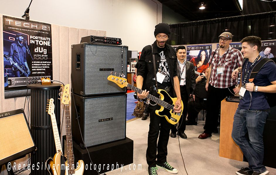NAMM a weekend of music nirvana and gear heaven