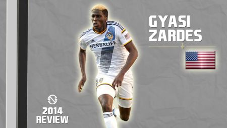 Gyasi Zardes debuts with USMNT in friendly against Chile