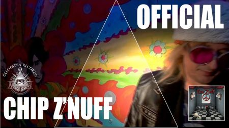 Chip Z'nuff first ever solo album, 'Strange Time' review
