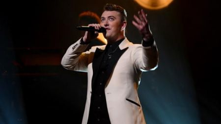 Sam Smith on a diet to look good for upcoming Grammys performance