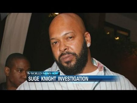 Suge Knight arrested on murder charges in LA