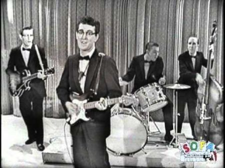 Buddy Holly hologram tour will come to Texas in 2016