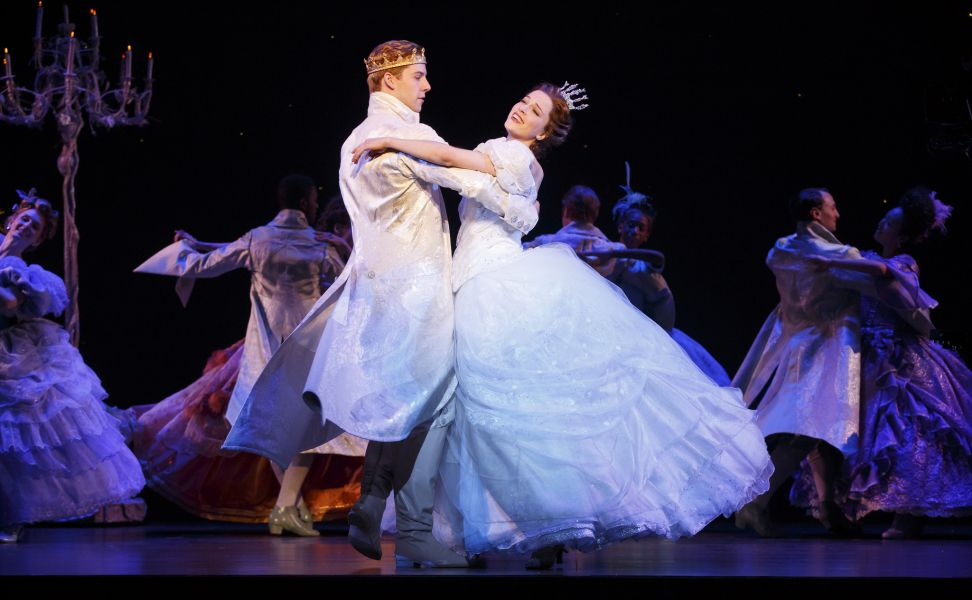 'Cinderella' brings her famous glass slippers to Denver