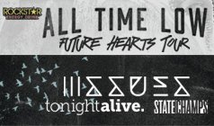 All Time Low tickets at The MAC at Monmouth University in West Long Branch