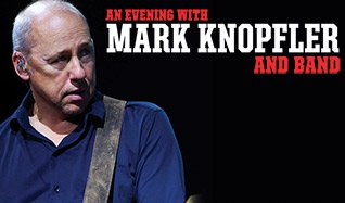 An Evening with Mark Knopfler and Band tickets at Arvest Bank Theatre at The Midland in Kansas City